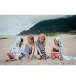 Luv Bug Co. Sunscreen Towel - Hooded UPF50