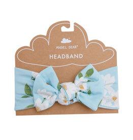 Angel Dear Magnolia Headband Blue - 12-24m