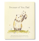 Books Because of You, Dad - Book