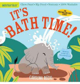 Indestructibles Baby Books Indestructibles: It's Bath Time!