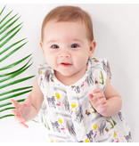 Nola Tawk They All Asked For You Organic Muslin Shortall -