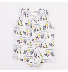 Nola Tawk They All Asked For You Organic Muslin Shortall