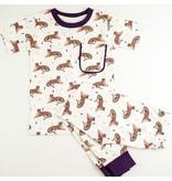 Nola Tawk Tigers Organic Pajamas (9mo long sleeve)
