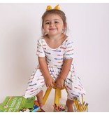 Nola Tawk Colors of Louisiana Organic Cotton Dress -