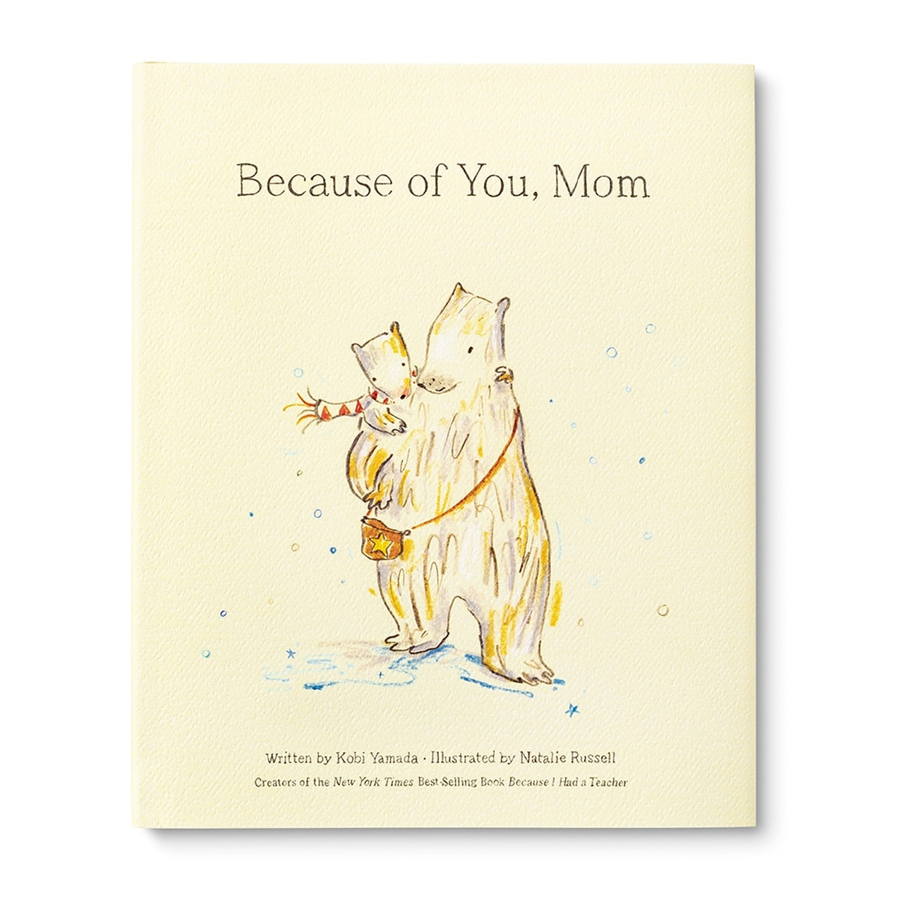Books Because of You, Mom Book