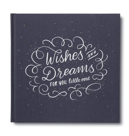 Compendium Wishes & Dreams for you, Little One! Baby Shower Book