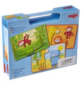 HABA Magnetic Game Box Animal Safari