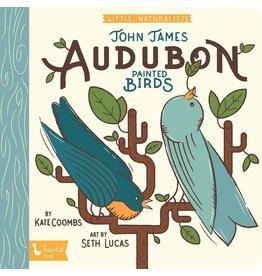 Books Little Naturalists: John James Audubon Painted Birds Book