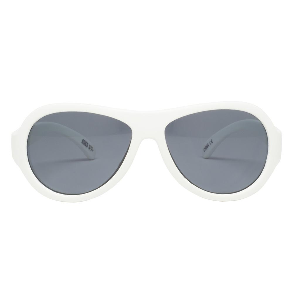 Babiators Babiators Navigator Wicked White Sunglasses