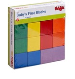 HABA Baby's First Wooden Block Set