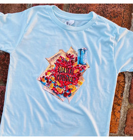 Two Sprouts Coastal Cuisine Crawfish Toddler Tshirt