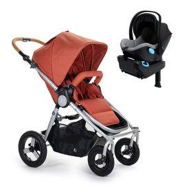 Bumbleride Bumbleride Era Clay Stroller + Clek Liing Car Seat Travel System (with free adaptor)