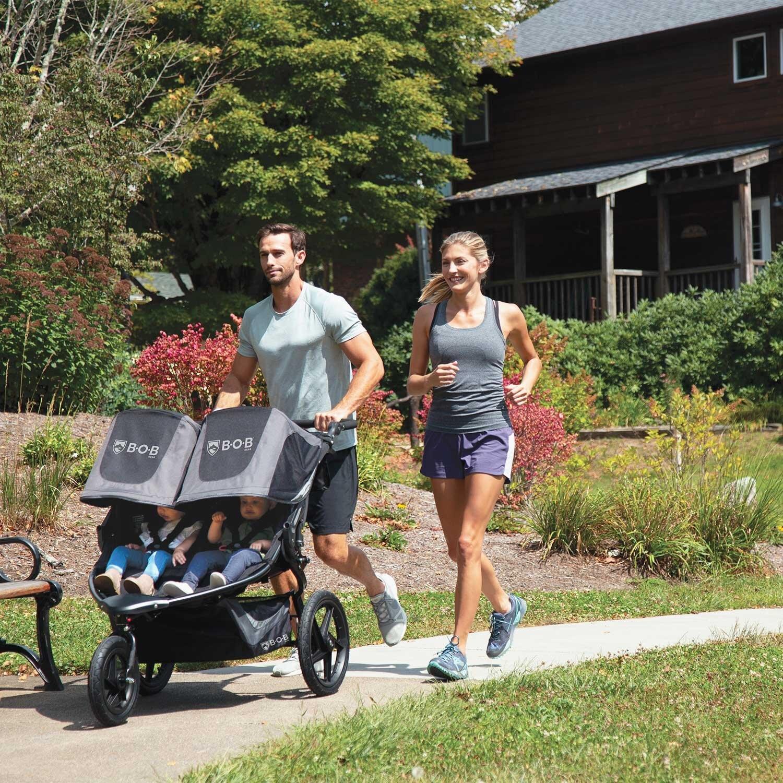 BOB BOB Revolution Flex Duallie Jogging Stroller 3.0