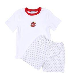 Magnolia Baby Pinch, Peel & Eat Toddler Short Set