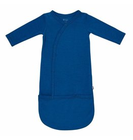 Kyte Baby Kyte Bamboo Bundler Sleeper Gown - Sapphire