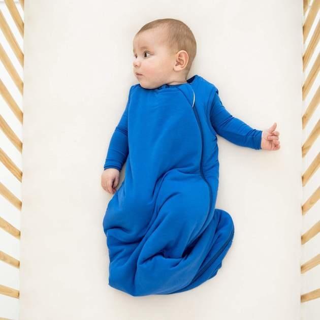 Kyte Baby Kyte Baby Bamboo Sleep Bag 0.5 TOG - Indigo