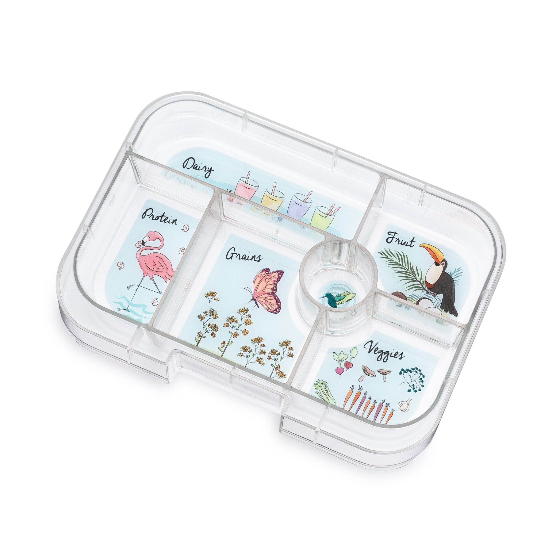 Yumbox Yumbox Original - Leakproof Bento Lunch Box (6 compartment)