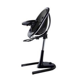 Mima Mima Moon 2G Convertible High Chair - Black Frame