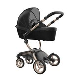 Mima Mima Xari 4G Complete Stroller with Car Seat Adapters - Champagne