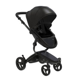 Mima Mima Xari 4G Complete Stroller with Car Seat Adapters - Black