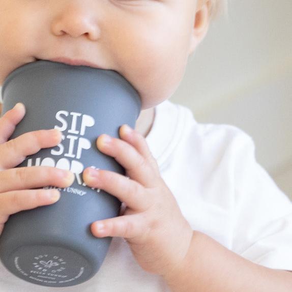 Bella Tunno Happy Silicone Sippy Cup