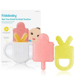 FridaBaby Not-Too-Cold-to-Hold BPA-Free Silicone Teether by Frida Baby