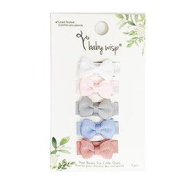 Baby Wisp Mini Clip 5 Piece Set - Pixie