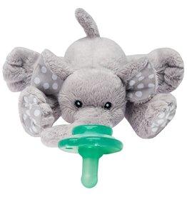 Nookums Ella Elephant Plush Paci Buddy Pacifier Holder