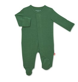 Magnetic Me Magnetic Me Solid Modal Magnetic Footie - Emerald