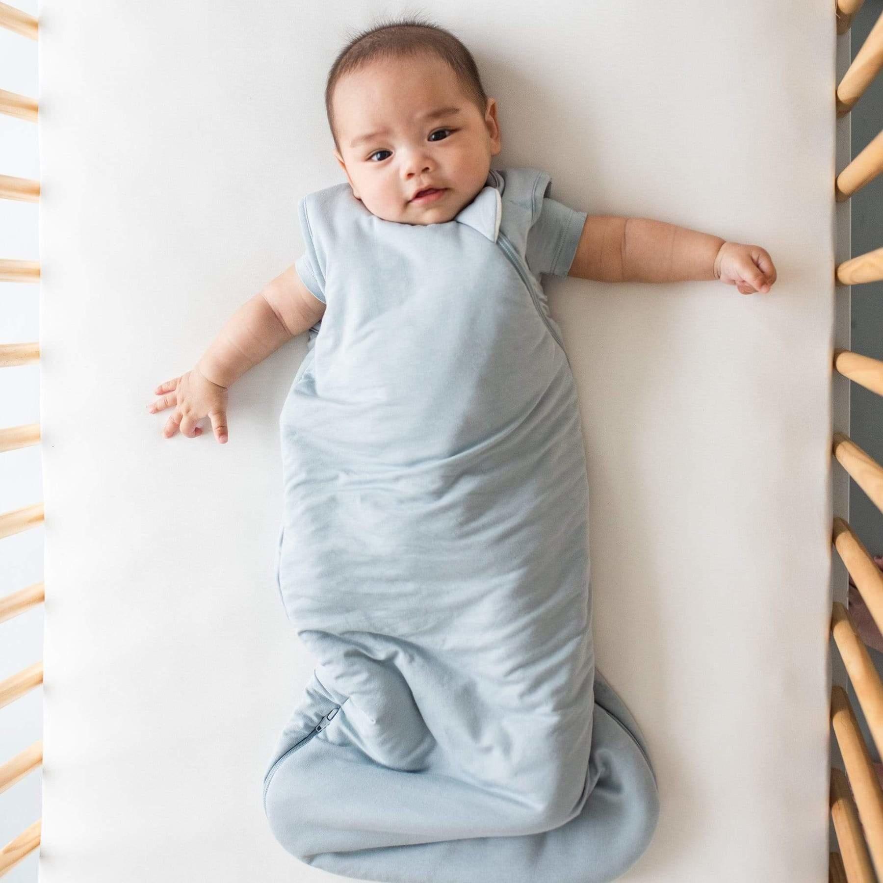 Kyte Baby Kyte Baby Bamboo Sleep Bag 1.0 TOG - Fog