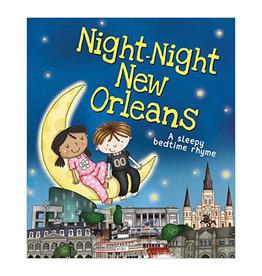 Books Night-Night New Orleans Book