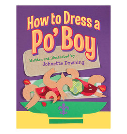 Books How to Dress a Po' Boy Board Book