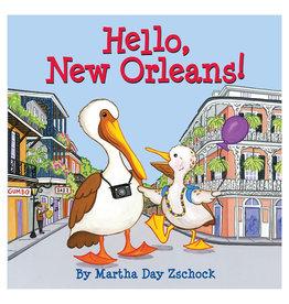 Books Hello, New Orleans! Board Book