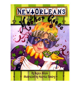 Books New Orleans Mother Goose