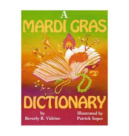 Books Mardi Gras Dictionary Book