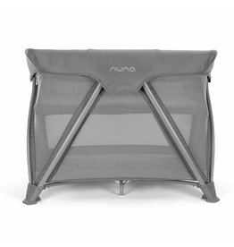 Nuna Nuna COVE Aire Go Travel Crib In Frost (with sheet)