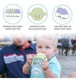 Zoli Zoli BOT Weighted Straw Sippy Cup - 6 oz