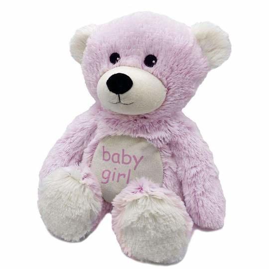 Warmies Warmies - Baby Girl Bear