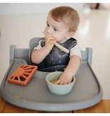 Mushie Silicone Feeding Spoons 2-Pack -