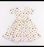 Nola Tawk Let's Geaux Saints Organic Cotton Twirl Dress