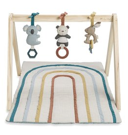 Itzy Ritzy Ritzy Wooden Baby Activity Gym™ with Toys