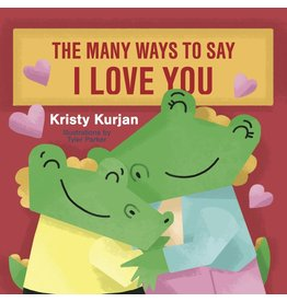 Books The Many Ways To Say I Love You Book