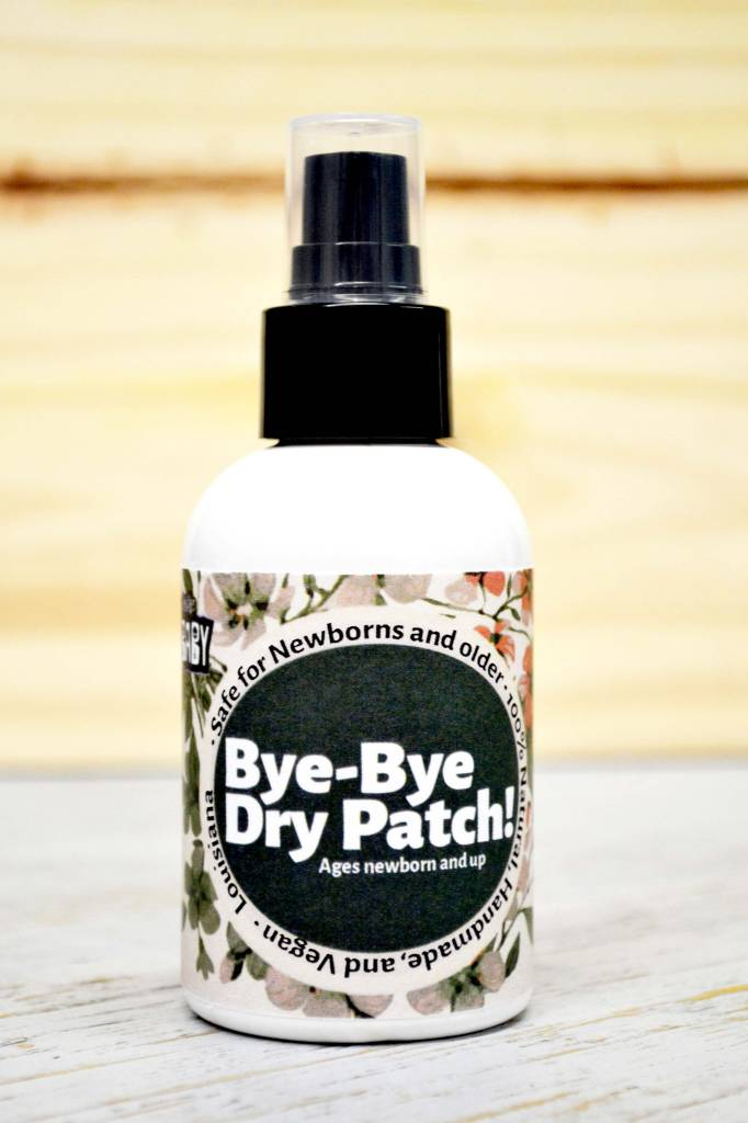 Cake Face Soaping Bye Bye Dry Patch Lotion
