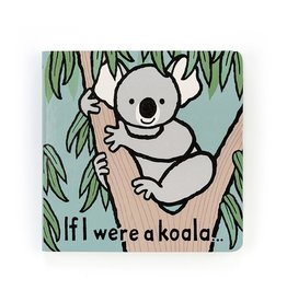 Jellycat If I Were a Koala - Touch and Feel Board Book