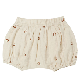 Quincy Mae Quincy Mae Stars Organic Woven Bloomers