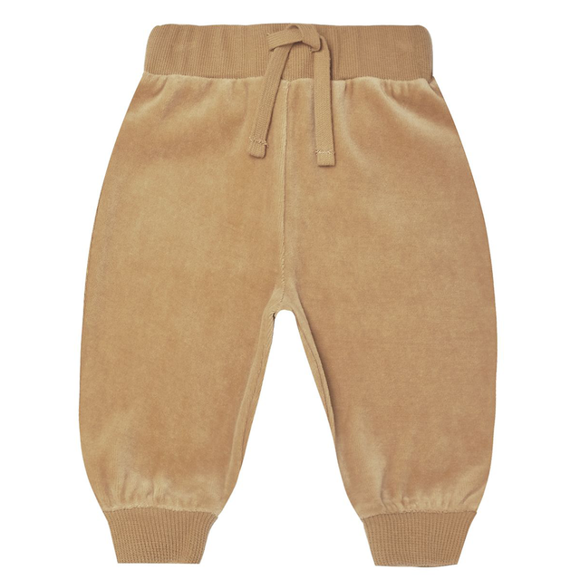Quincy Mae Quincy Mae Organic Honey Relaxed Sweatpants