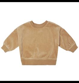 Quincy Mae Quincy Mae Organic Honey Drop Shoulder Sweatshirt