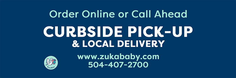 Local Delivery, Curbside Pickup for Baby Gifts, Strollers, Car Seats, Clothes
