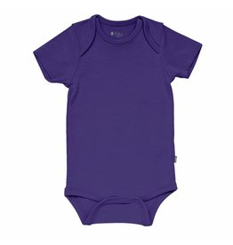 Kyte Baby Kyte Baby Bodysuit - Eggplant