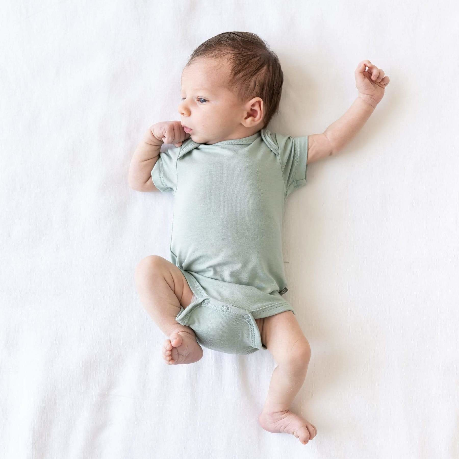 Kyte Baby Kyte Baby Bodysuit - Sage